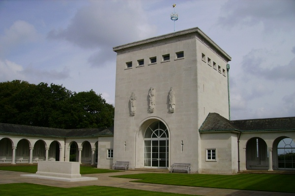 Memorial – Runnymede Memorial - September 2010 … photo courtesy of Marg Liessens