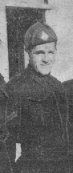 Photo of Douglas Albert Henry Boutilier – Son of 1977 Silver Cross Mother Mary Boutilier. Submitted for the project, Operation Picture Me