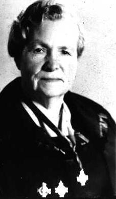 Photo of Sylvia Janet Kimmel (Mother)