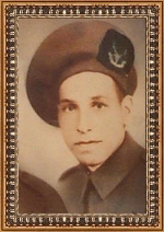 Photo of Gordon Kimmel – Rifleman Gordon Leroy Kimmel