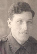 Photo 2 of Gordon Kimmel – Photo of Gordon Leroy Kimmel, Royal Winnipeg Rifles.