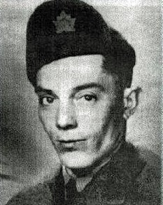 Photo of Philippe Joseph Lanteigne – Philippe Joseph Lanteigne whose mother was Canada's Silver Cross Mother in 1962, His brothers Jean Baptiste and Arthur were also killed in WWII.