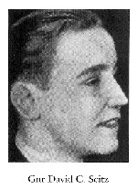Photo of David Seitz – From:  University of Toronto Memorial Book Second World War 1939-1945.  The book was published by the Soldiers' Tower Committee, University of Toronto.   Submitted with permission, by Operation Picture Me.