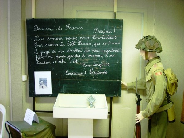 Commemorative Display