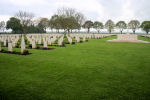 Cemetery – The Bretteville-sur-Laize Canadian War Cemetery, located 20 kilometres south of Caen, France.  (J. Stephens)