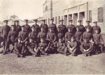 Group Photo – Northumberland & Durham men in the 66th Bn CEF 18 March 1916