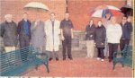 Newspaper Clipping (2) – Blessing of the plaque on Saturday 23rd April, 2005