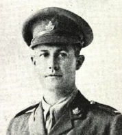 Biography – Page from the Southwestern Ontario Memorial Album. Source: The Regimental Rouge web site.