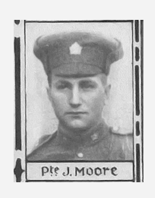 Photo of JOHN MOORE – Submitted for the project, Operation: Picture Me