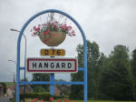 Entrance – This picture is of the entrance to the small village of Hangard FRANCE.