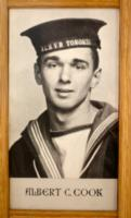 Photo of ALBERT CARLTON COOK – In memory of the students of R H King Academy (formally Scarborough  Collegiate Institute) who went to war and did not come home. Submitted for the project Operation Picture Me.