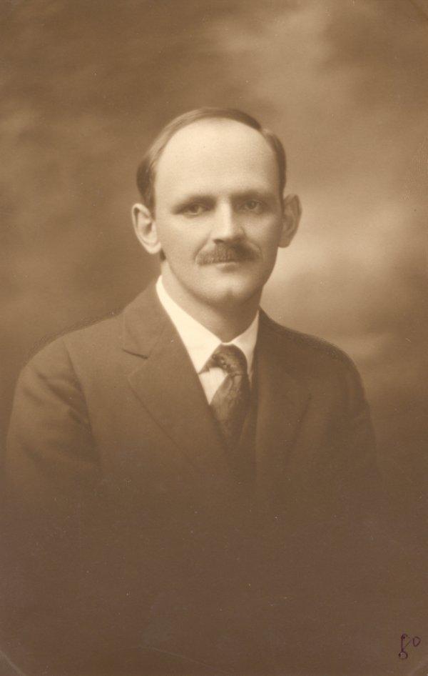 Photo of William Cedric Fisher