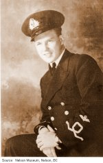Photo of Robert Hampton Gray – Photo of Second Lieutenant(Pilot) Robert Hampton Gray, taken when he received his pilot wings in September 1941.