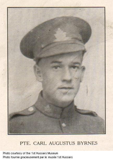 Photo of Carl Agustus Byrnes