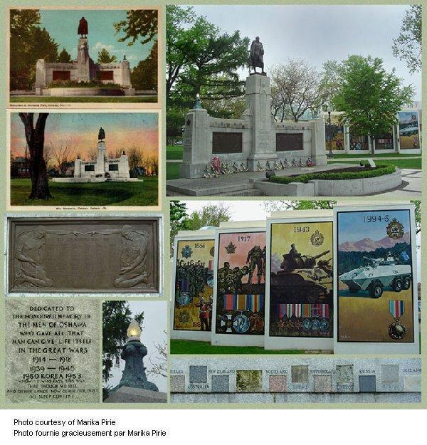 Mémorial de guerre d'Oshawa