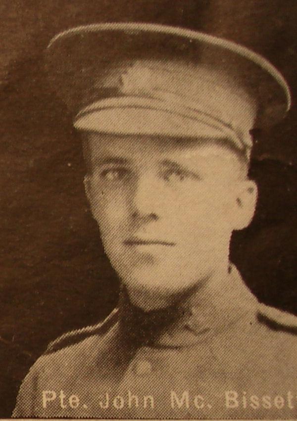 Photo of John Bissett
