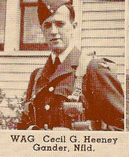 Photo of Cecil George Heeney – Submitted for the project, Operation: Picture Me