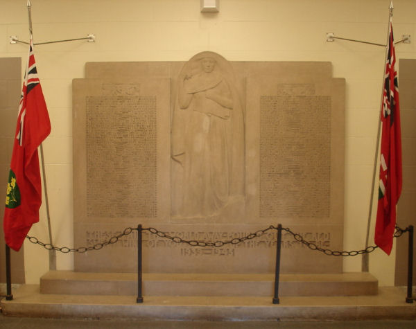 Mémorial de l'École Technique Western