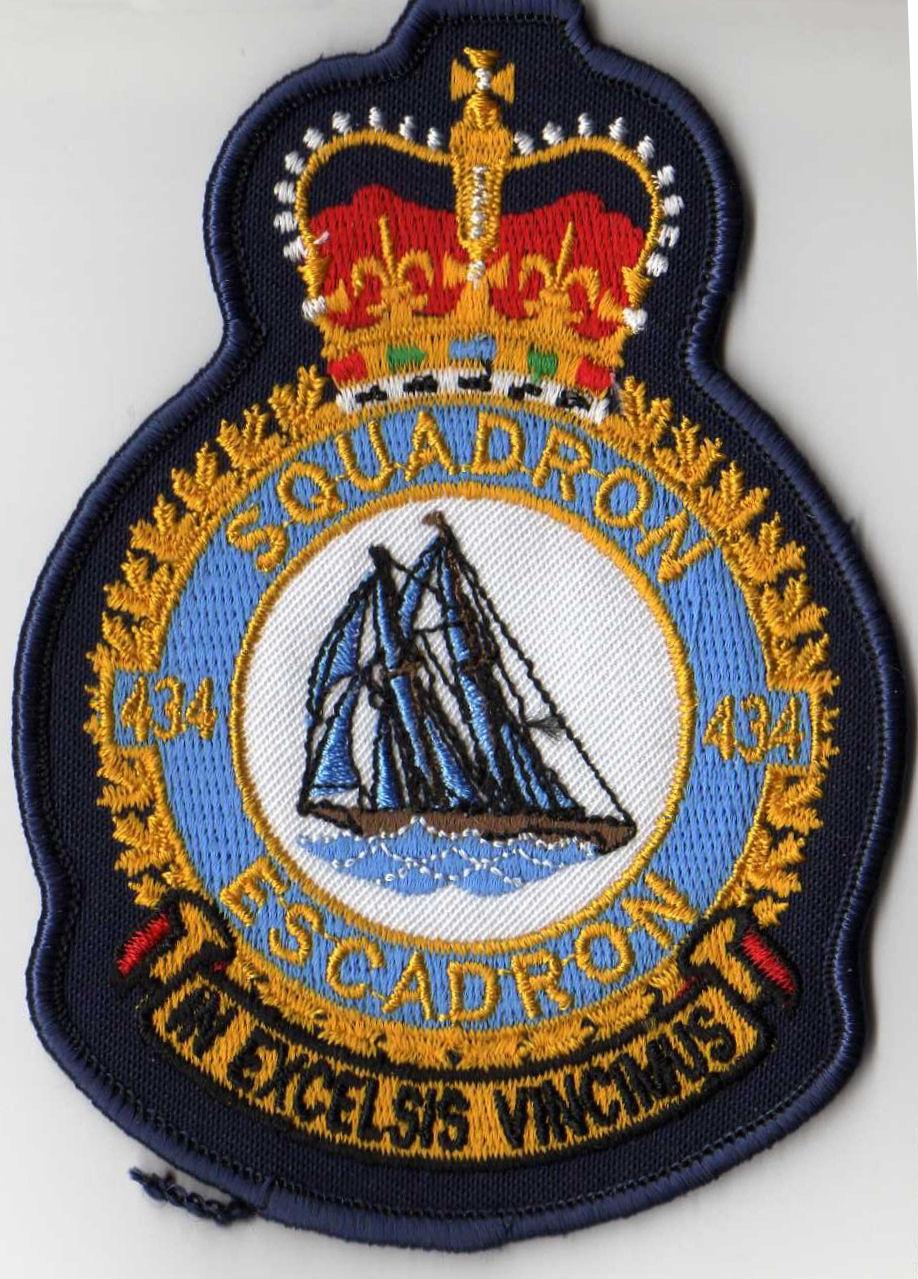 Photo of Squadron 434 Crest