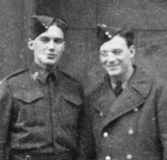 Group Photo – Photo of Charles Clarke Todhunter ( far right )  and his brother John Todhunter.