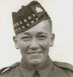 Photo of George Pollard – Enlistment photo taken 27 June, 1940