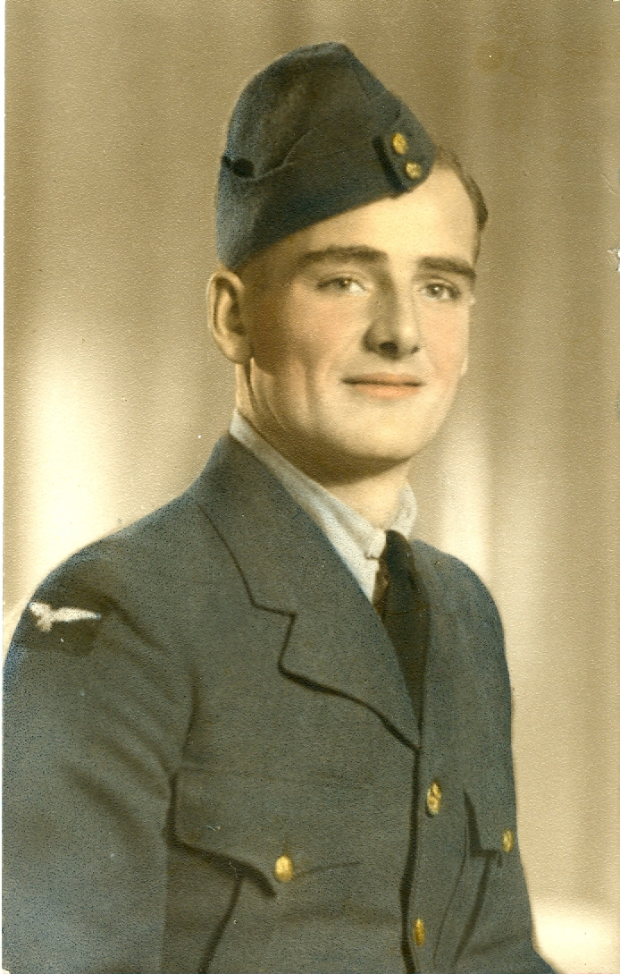 Photo of Reginald Woof – Flying Officer Reginald Woof