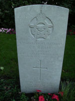 Grave marker – Headstone at the Rotterdam (Crooswijk) general cemetery. Photo from Pieter Schlebaum.