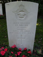 Grave marker – Headstone at the Rotterdam (Crooswijk) general cemetery. Photo courtesy of Pieter Schlebaum.