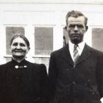 Group photo – Metro's parents, Frederick and Katherine 'Koch' Seman