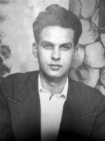 Photo of Joseph Seman – My Father Joseph Seman, Metro's brother in 1944 at 17 years old