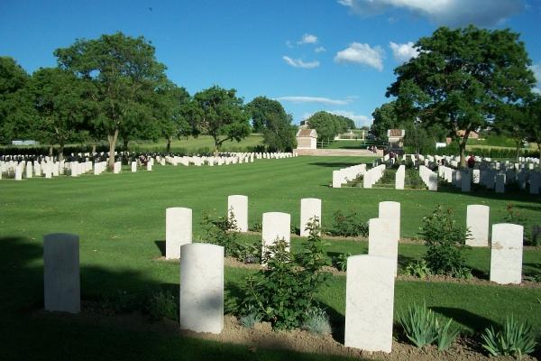 Cemetery – Coriano Ridge War Cemetery - May 2013 ... Photo courtesy of Marg Liessens
