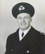 Photo of John Watson – Lieutenant (E) John Crittenden Watson courtesy McGill University archives
