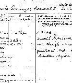 Attestation Papers (Reverse) – Dr. Francis Scrimger Attestation Papers
