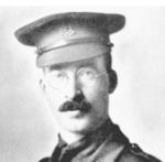 Photo of Francis Scrimger (Father) – Alex's was only son of  the late  Francis Scrimger, CEF, Victoria Cross. (McGill) who served as medical officer of the 14th Infantry Battalion, Canadian Expeditionary Force. Captain Scrimger earned the Victoria Cross in Ypres, Belgium, 25 April 1915 for bravery in directing the evacuation of the wounded from his advanced dressing station under heavy enemy shelling. He carried a severely wounded officer to safety, and remained with him under fire until additional help could be obtained. Scrimger died in Montreal, Quebec, on 13 February 1937. Medal War Museum