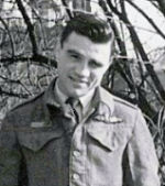 Photo of Hank Byrd – Picture of Hank Byrd from Walter Neil Dove collection. Walter Neil Dove was a Spitfire pilot with 403 Squadron, the same as Hank Byrd