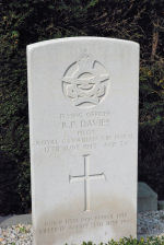 Grave Marker – 1 Sept 2009