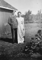 Photo of Ken and Edyth – Submitted for the project, Operation Picture Me