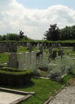 Cemetery – Photo courtesy of Frans van Cappellen, The Netherlands