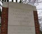 Entrance – Entrance of the Groesbeek Cemetery