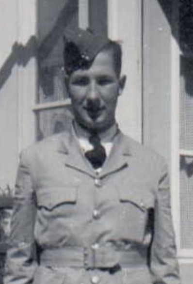 Photo of JAMES EDWARD HARWOOD – Submitted for the project, Operation Picture Me