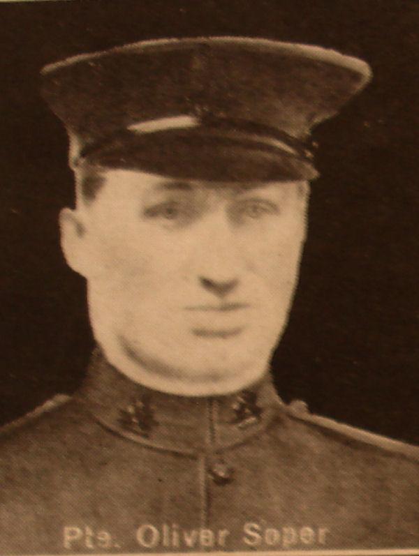 Photo of Oliver Soper