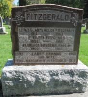 Grave marker – Photo by James A Kammer. Submitted for the project, Operation Picture Me