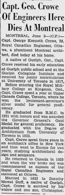 Press Clipping – From the Ottawa Citizen. Submitted for the project, Operation: Picture Me