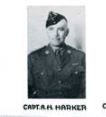 Photo of ARLEIGH HENRY HARKER – Officers of the 1st Bn G&SF in Apr 1941 with Capt A.H. Harker.