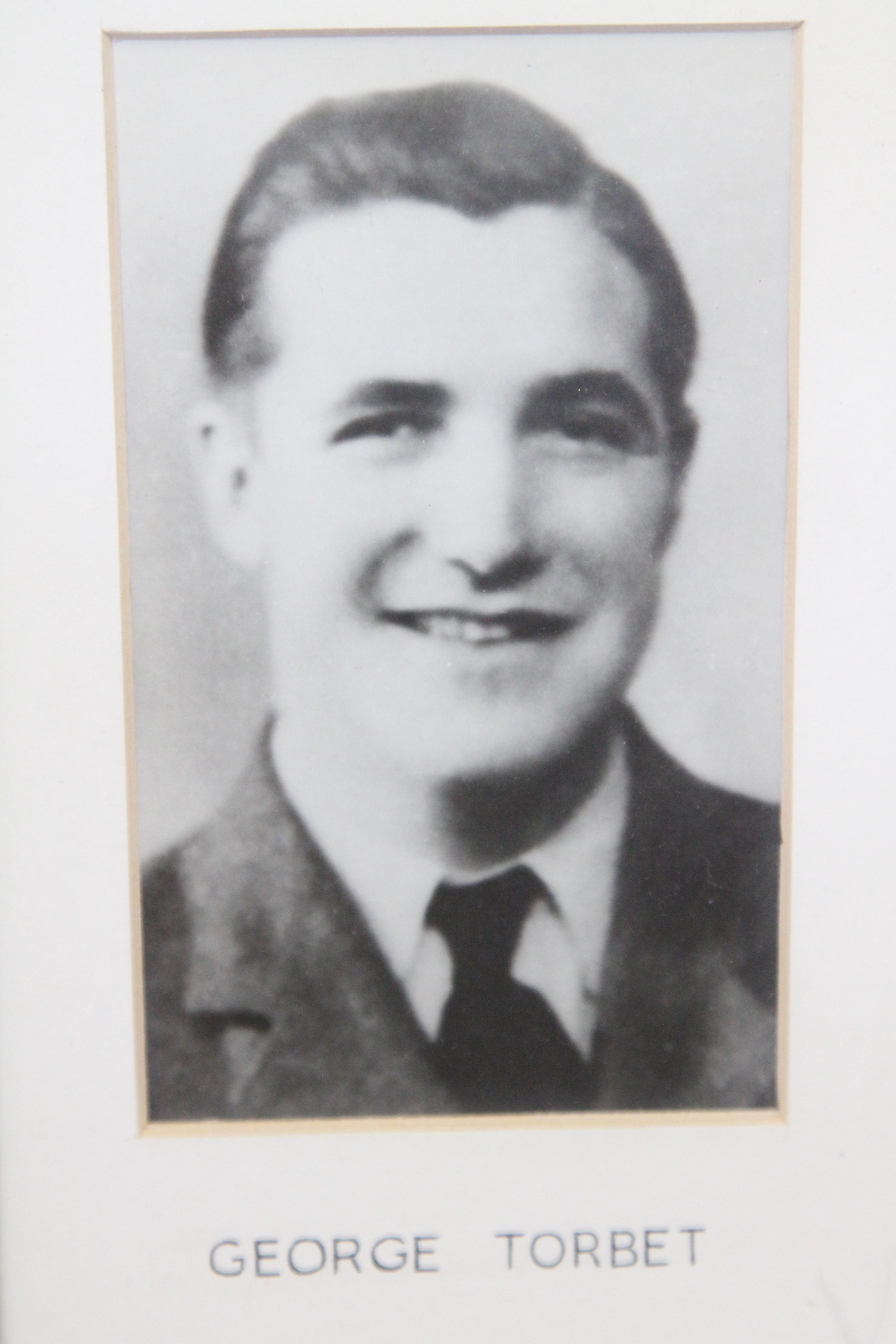 Photo of GEORGE DUDGEON TORBET – In memory of the students from the Vaughan Road Collegiate Institute  (Toronto) who went away to war and did not come home. Submitted for the project, Operation Picture Me