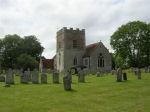 Cemetery – Boldre Church, Lymington, Hampshire, United Kingdom.
