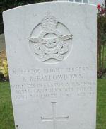 Grave Marker – The grave of Fallowdown