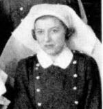 Photo of Frances Winnifred Spafford – Nursing Sister F W Spafford