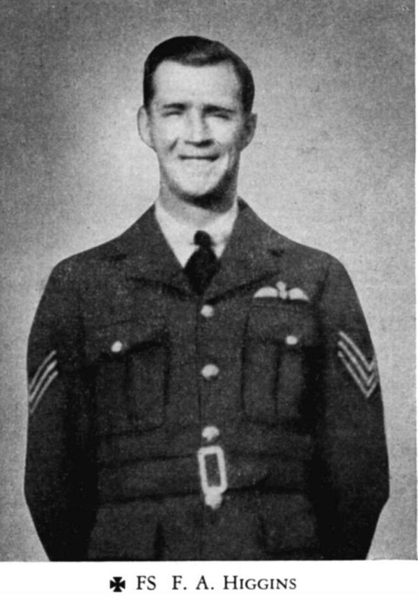 Photo of Frederick Higgins