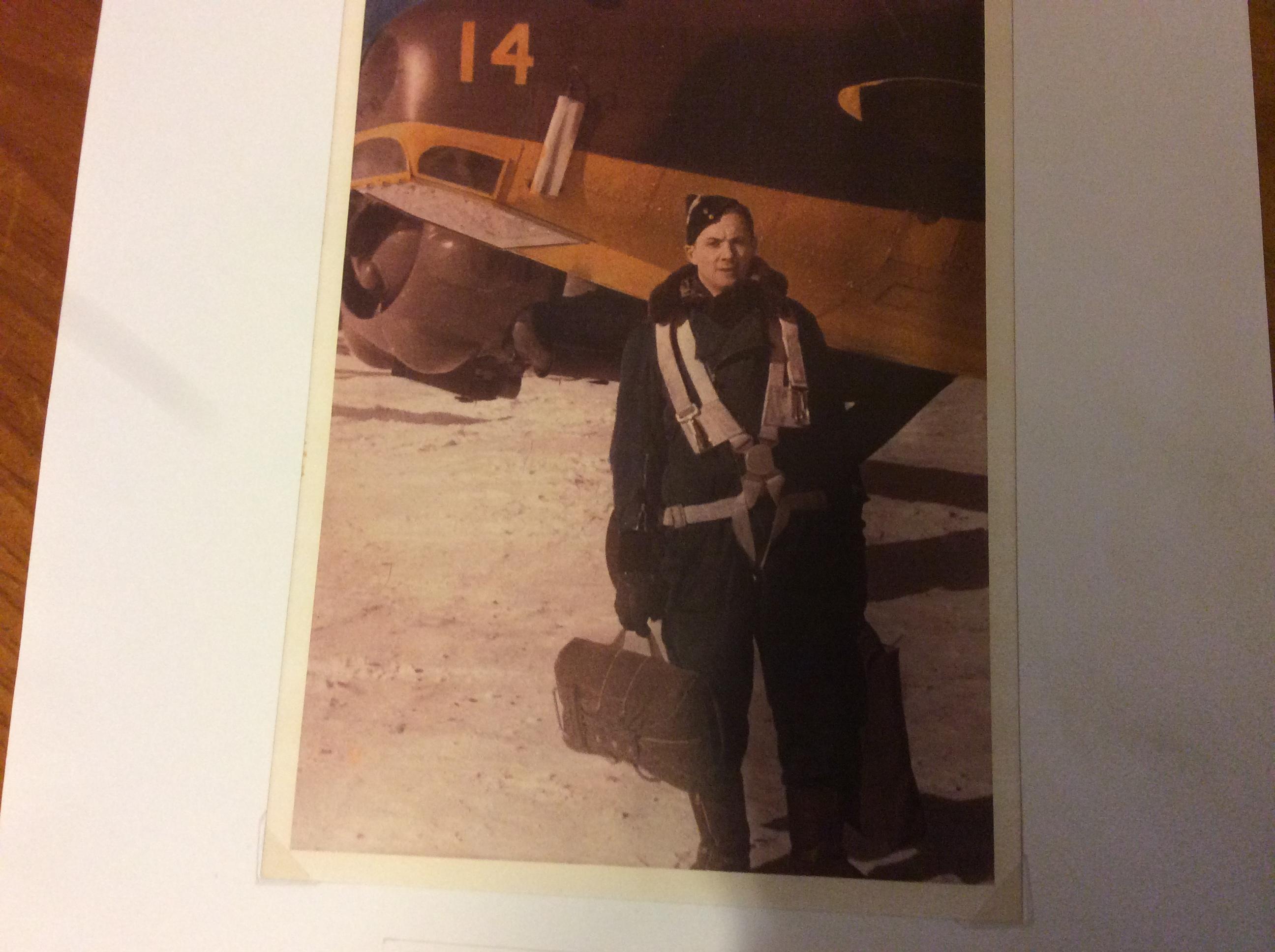 Photo of Lloyd Kirstine